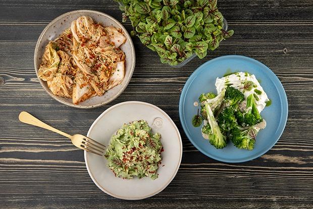 Не только капустный стейк: Рецепты из брокколи и кольраби
