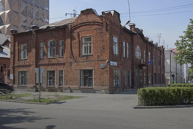 Модерновый дом купцов Кругляшовых напротив «Кандинского»