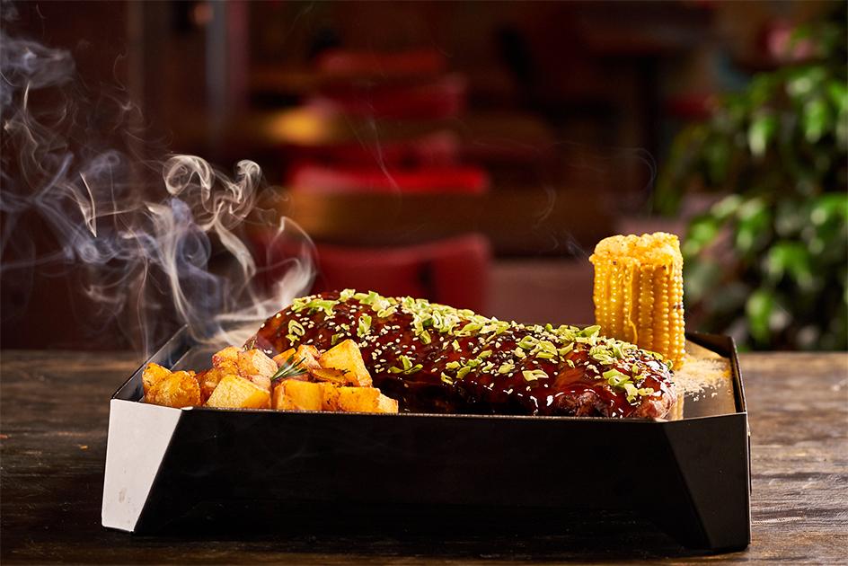 В Краснодаре на этой неделе состоится открытие ресторана «FRANK by Баста»
