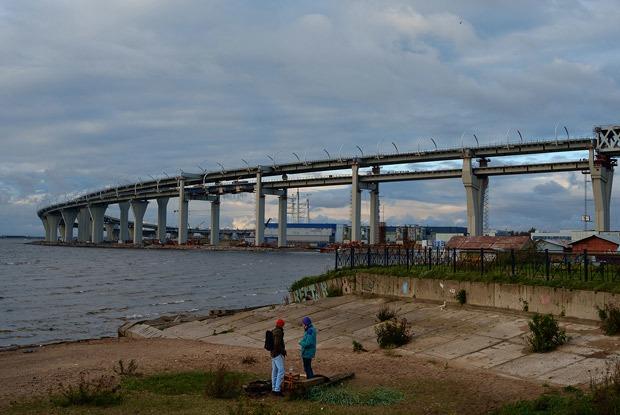 От «Лахта-центра» до Новой Голландии: Что в Петербурге построили и открыли приПолтавченко