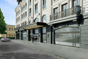 НаХохловке исторические здания переоборудуют подбизнес-кластер