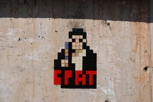 Как художник из Братска в одиночку организовал всероссийский фестиваль стрит-арта