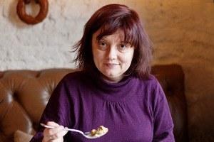 Алёна Владимирская окафе «Бублик»