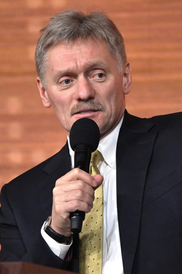 Дмитрий Песков— о«мании преследования» уНавального