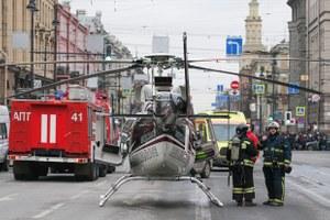 Взрыв впетербургском метро: Что известно