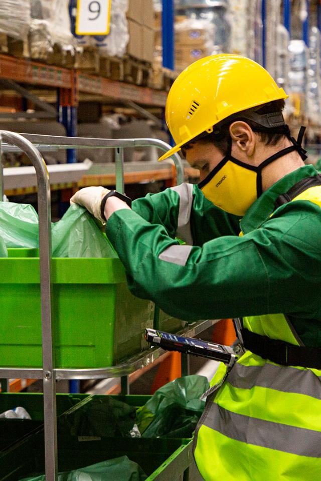 Пакеты«Утконоса» снова можно сдать напереработку. Курьеры прекращали забирать ихиз-за пандемии коронавируса