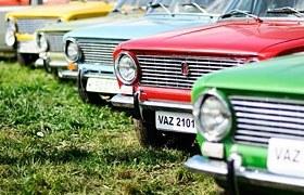 Герои асфальта: клуб любителей советских автомобилей
