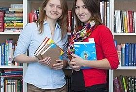 FriendsBook: Удастся листуденткам заработать напрокате книг?