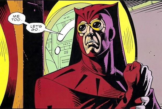 Как Алан Мур заставил нас относиться ксупергеройским комиксам серьезно