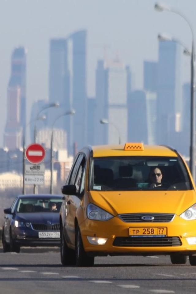 В Москве появится система цифровых профилей таксистов, которая запретит имперерабатывать