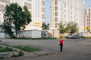 «Я живу на родине российских граффити»
