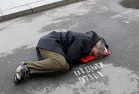 Художница Дарья Апахончич —отом, зачем она фотографирует отдыхающих мужчин