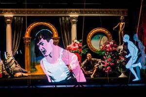 Вишневый ад: Зачем идти на оперу-комикс по Мамлееву и Чехову