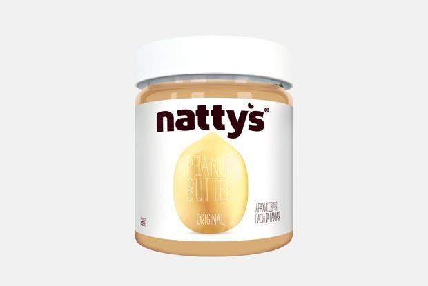 Ореховые пасты Nattys