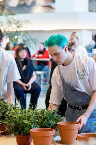 В «Цветном» 22 мая пройдет маркет  комнатных растений «Подоконник»