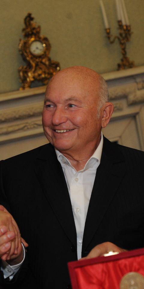 Парк «Садовники» будет носить имя Юрия Лужкова