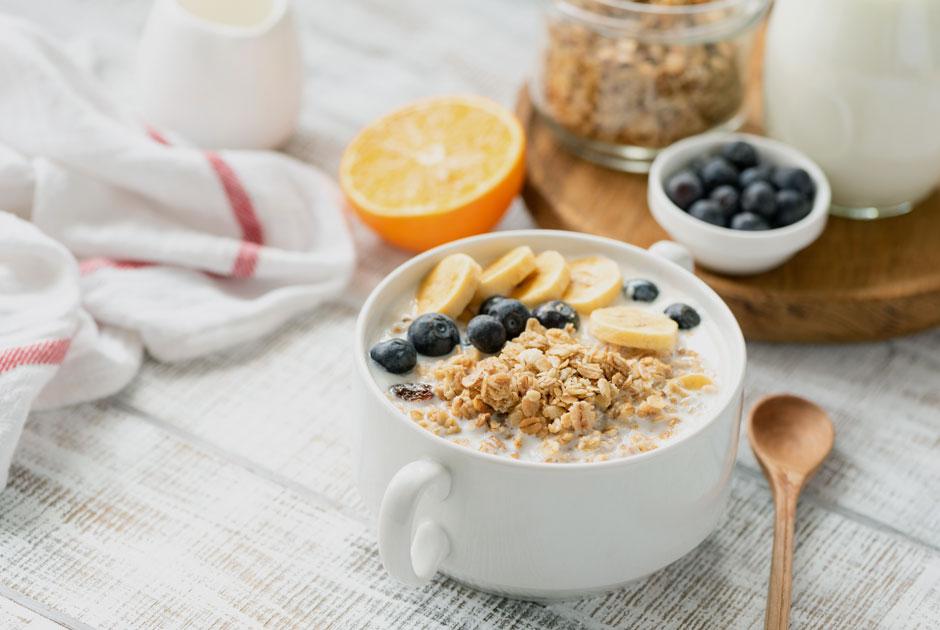6 рецептов быстрых ипростых завтраков