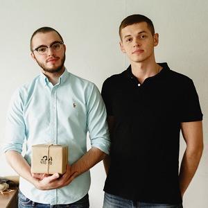 Как студенты Крымский иЛихой открыли сервис подарков-сюрпризов «Чего-то»