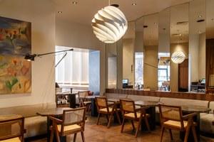 Remy2.0 имножество десертов: Gentle Cafe наТверском бульваре