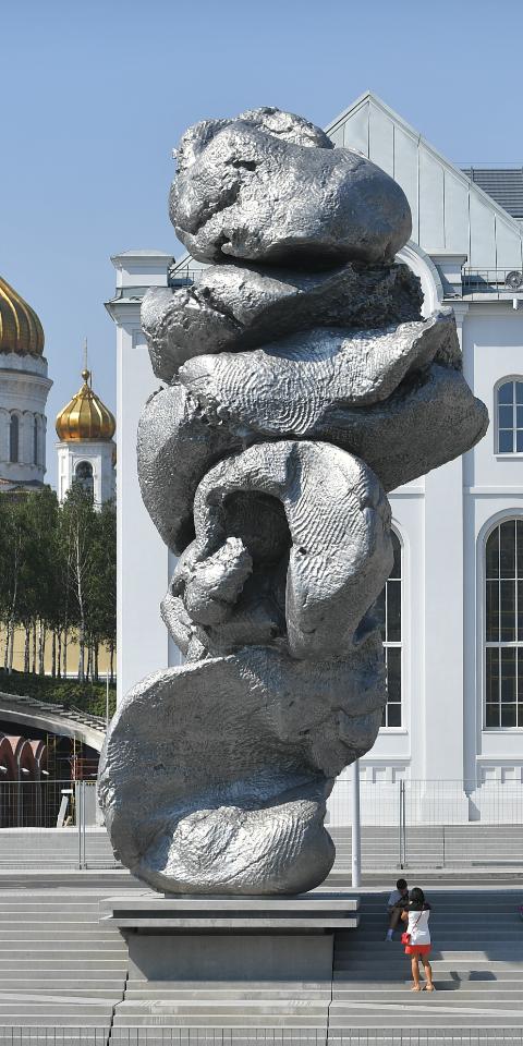 Музей стрит-арта выберет лучшую концепцию скульптуры вместо «Большой глины №4»