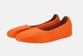 Оранжевые галоши Swims