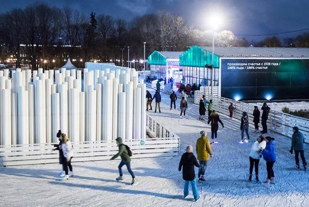 «Тропическое Рождество» и«КОТкаток»: Что московские парки приготовили кзиме