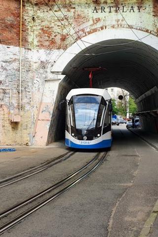 Московские трамваи передадут под управление метро