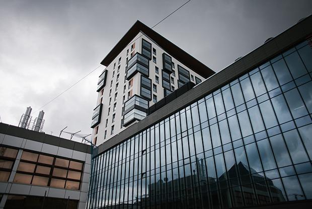 Окна без рам, «умный дом» и сад на седьмом этаже: Как устроен «Кандинский»