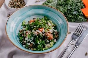 Зеленый сезон: 8рецептов небанальных, нопростых салатов