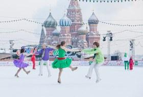 Чем заняться этой зимой вМоскве