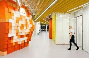 Офис: «Яндекс» (Петербург)