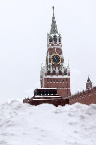 Завтра Москву накроет очередной снегопад