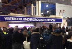 Забастовка в метро Лондона в снимках Instagram