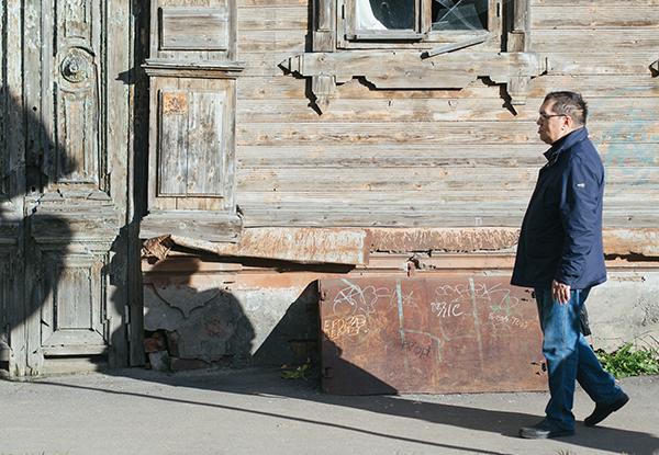 Писатель Николай Свечин — о старинном Започаинье, забытых местах и почему Нижний Новгород лучше Рима