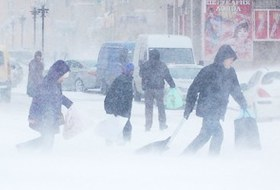 Всё о снеге на The Village