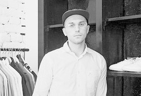 Андрей Монтанов, совладелец Utopia Showroom