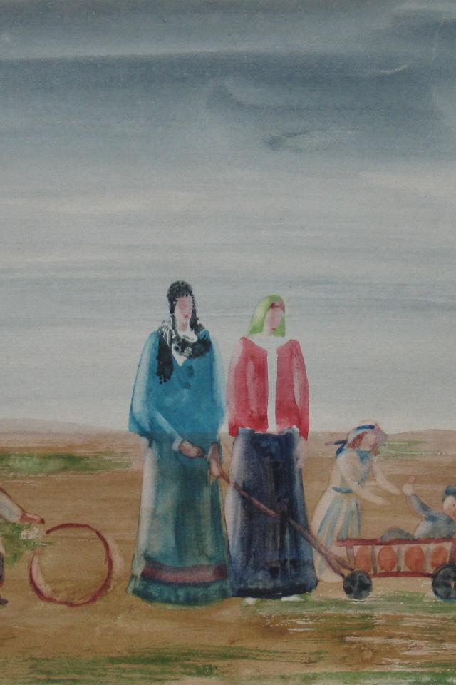 """ВЕврейском музее ицентре толерантности 27мая откроется выставка «""""Маленькое"""" искусство»"""