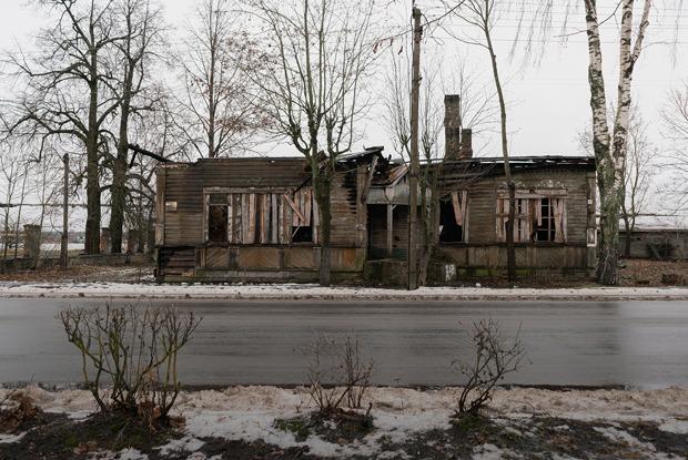 Руины и плиточка: ЧтослучилосьсНовой Ладогой