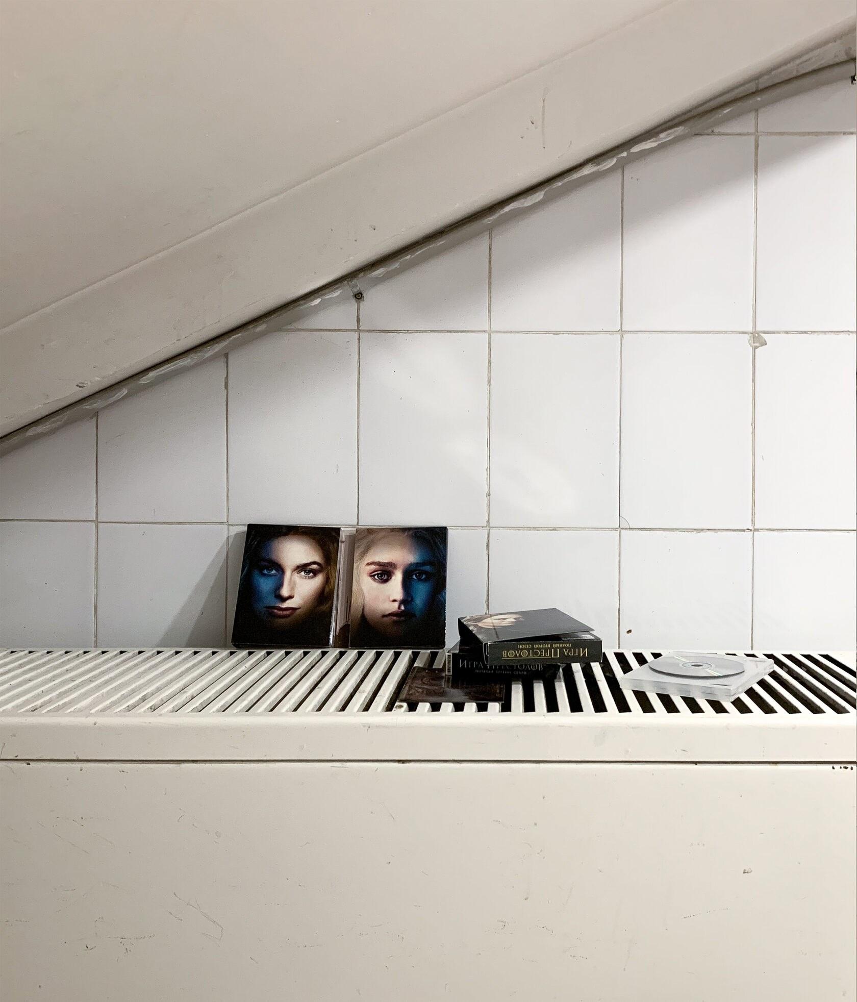Московская художница устроит фотовыставку прямо вподъезде жилого дома