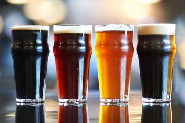8магазинов скрафтовым пивом