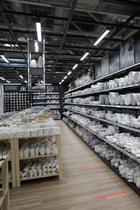 Hoff открыла «цифровой» гипермаркет в«МЕГА Белая Дача»