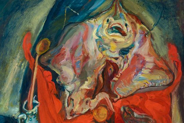 Алкоголь, красный цвет и бычьи туши: Что нужно знать о творчестве Хаима Сутина