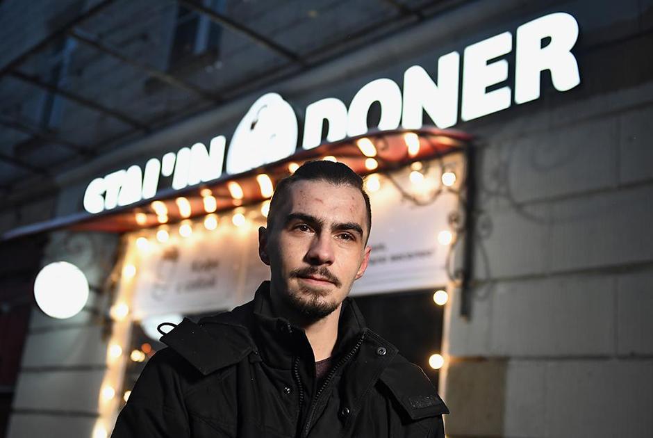 «Я не коммунист инекакой-то либерал»: Владелец Stalin Doner объяснил, почему несобирается менять название