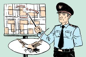 Есть вопрос: «Кто придумывает названия для военных и полицейских операций?»