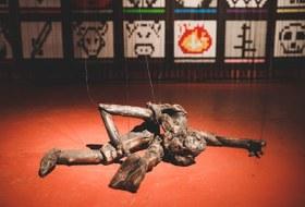 Главные выставки биеннале молодого искусства в Москве
