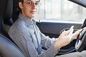 Reactive Phone: Приложение c правилами дорожного движения на понятном языке