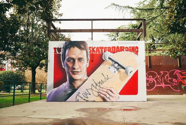 Граффити в Сочи: от Леонида Быкова до королевы Елизаветы — 13 мест