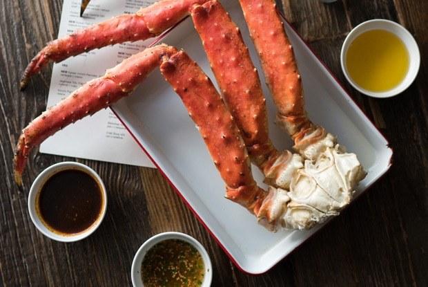 Crabs Are Coming в Калашном переулке