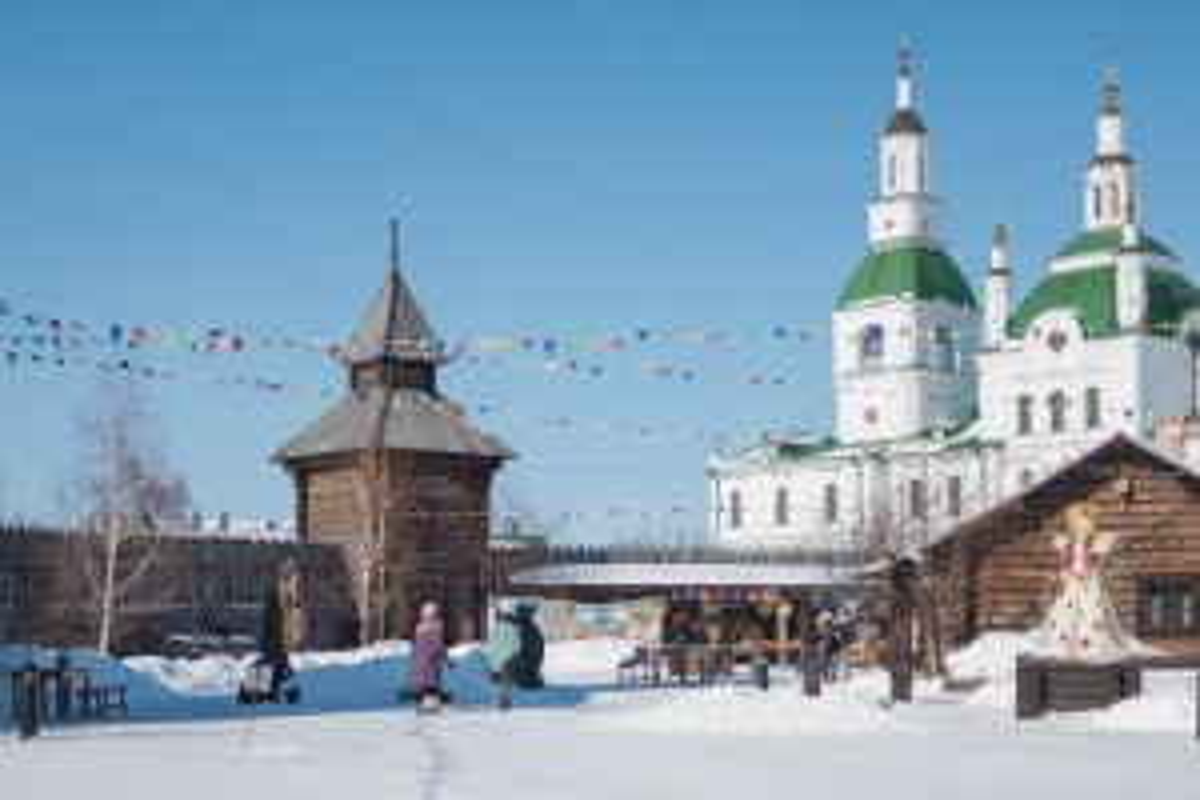 Близкая Сибирь: Чтоделать натюменских курортах