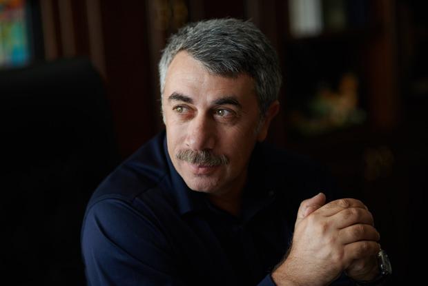 Педиатр Евгений Комаровский — ородительских страхах изаблуждениях